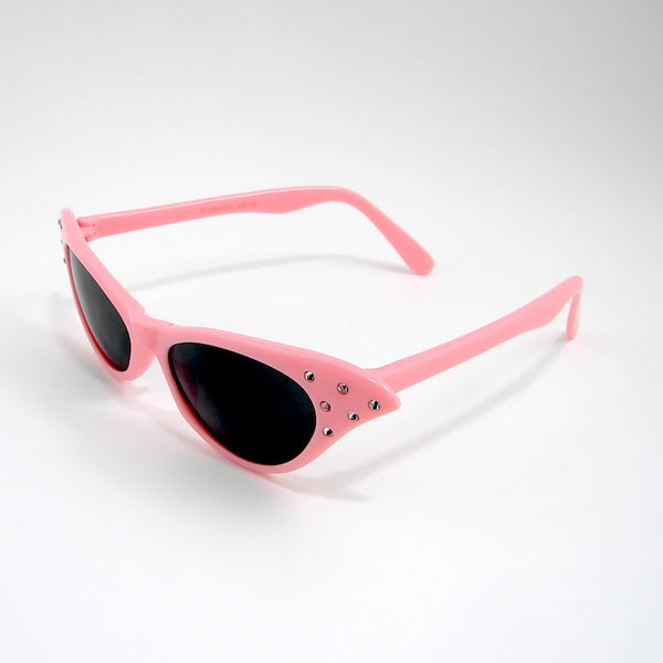Cruisin USA Poodle Pink Cat Eye Sunglasses for sale at Cats Like Us - 4