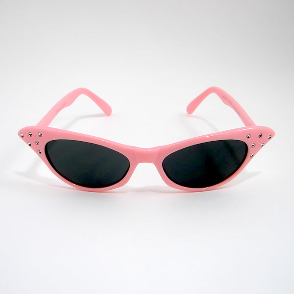 Cruisin USA Poodle Pink Cat Eye Sunglasses for sale at Cats Like Us - 5