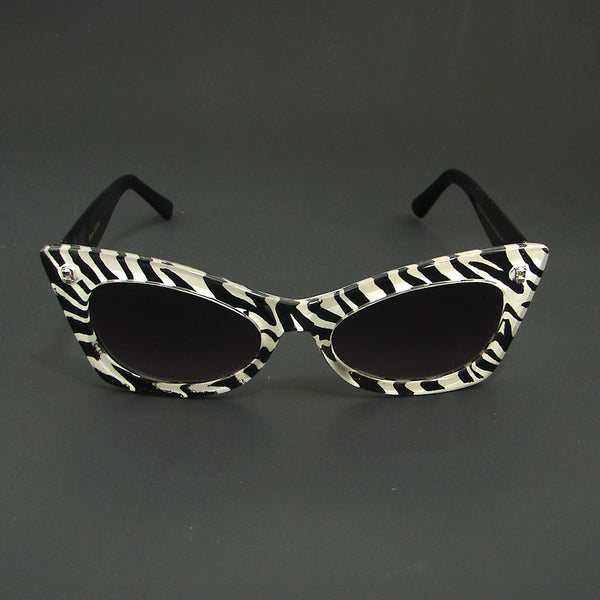 Elope Zebra Sunglasses for sale at Cats Like Us - 3