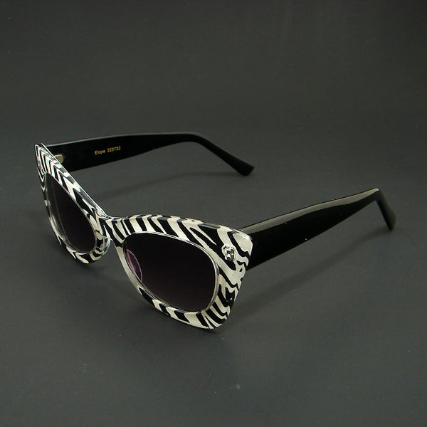 Elope Zebra Sunglasses for sale at Cats Like Us - 4