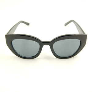 Black Maybe Cat Eye Sunglasses by AJ Morgan : Cats Like Us
