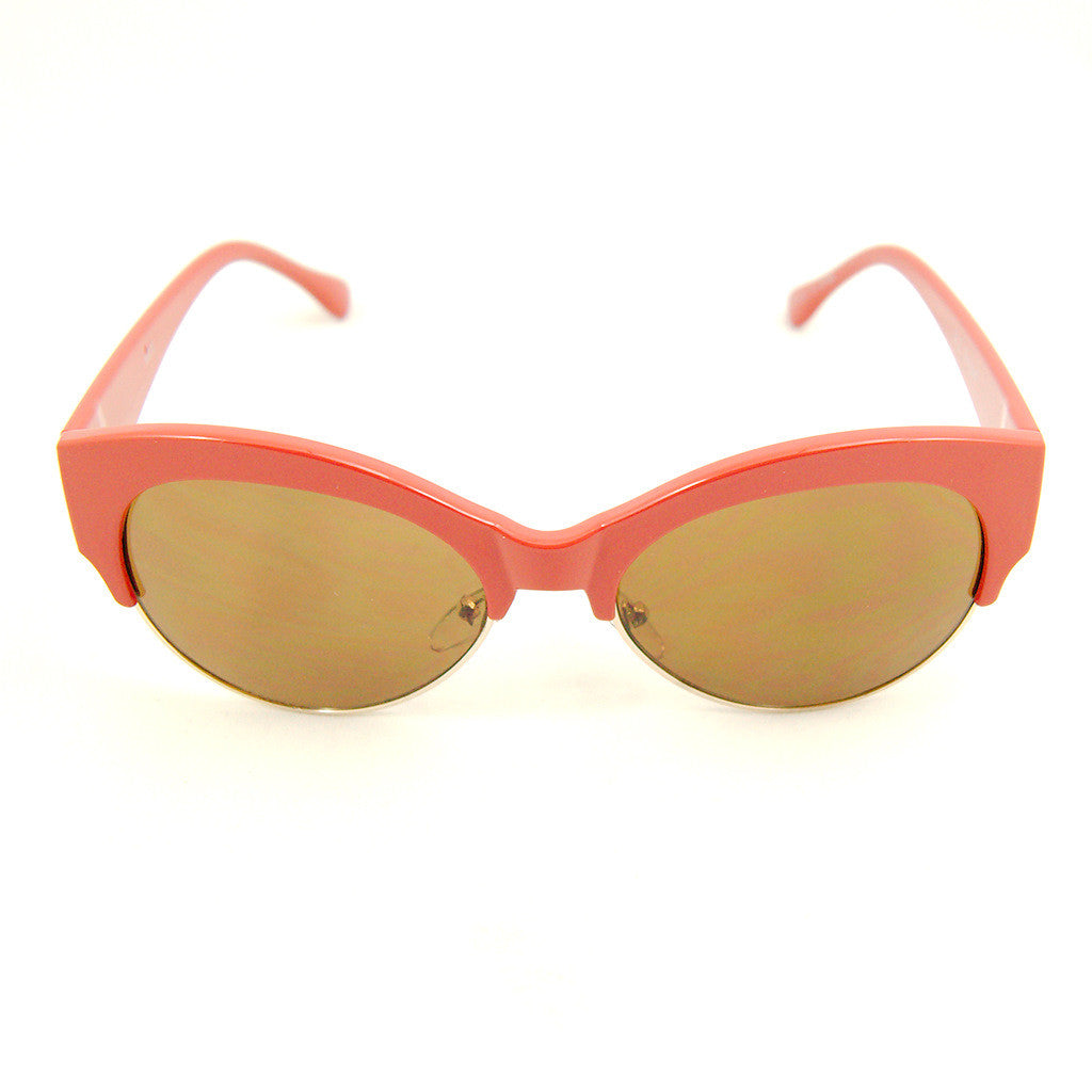 Red Mega Bucks Sunglasses by AJ Morgan : Cats Like Us
