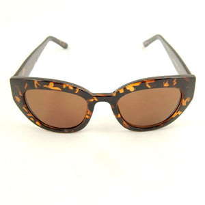 AJ Morgan Tort Maybe Cat Eye Sunglasses for sale at Cats Like Us