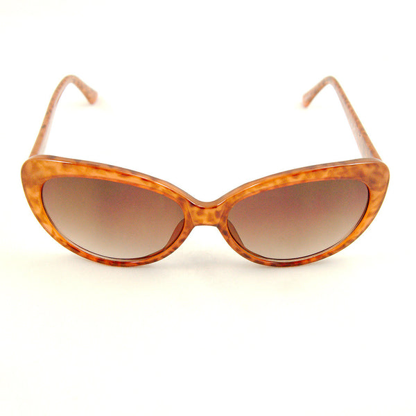 AJ Morgan Tort Sizzle Cat Eye Sunglasses for sale at Cats Like Us - 1