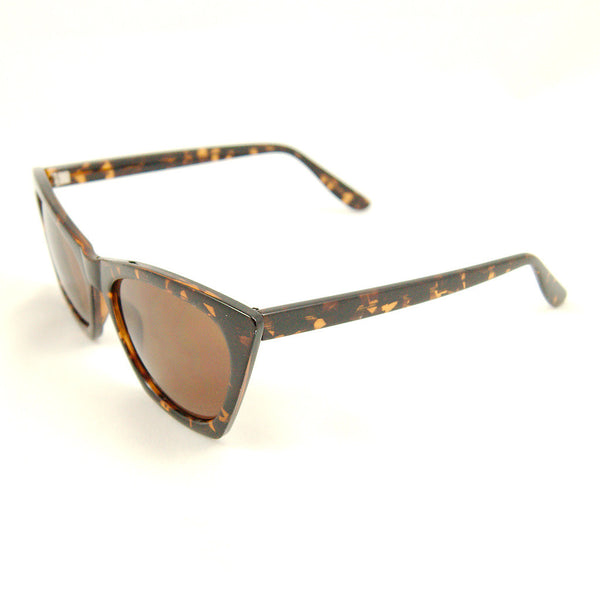 AJ Morgan Tortoise Melanie Cat Sunglasses for sale at Cats Like Us - 2