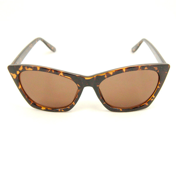 AJ Morgan Tortoise Melanie Cat Sunglasses for sale at Cats Like Us - 1
