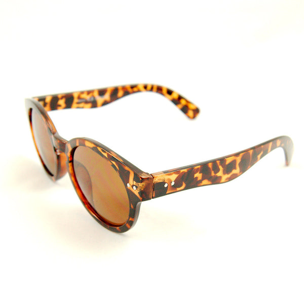 AJ Morgan Tortoise Milano Sunglasses for sale at Cats Like Us - 2
