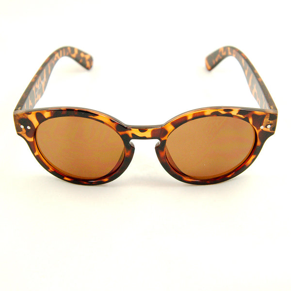 AJ Morgan Tortoise Milano Sunglasses for sale at Cats Like Us - 1