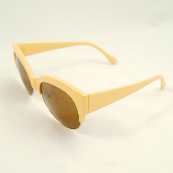 AJ Morgan Yellow Mega Bucks Sunglasses for sale at Cats Like Us - 2