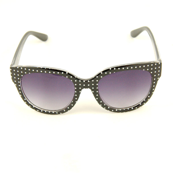 Black Ciao Sunglasses