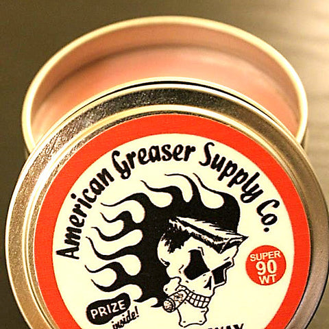 AGS Super Flat Top Wax by American Greaser Supply : Cats Like Us
