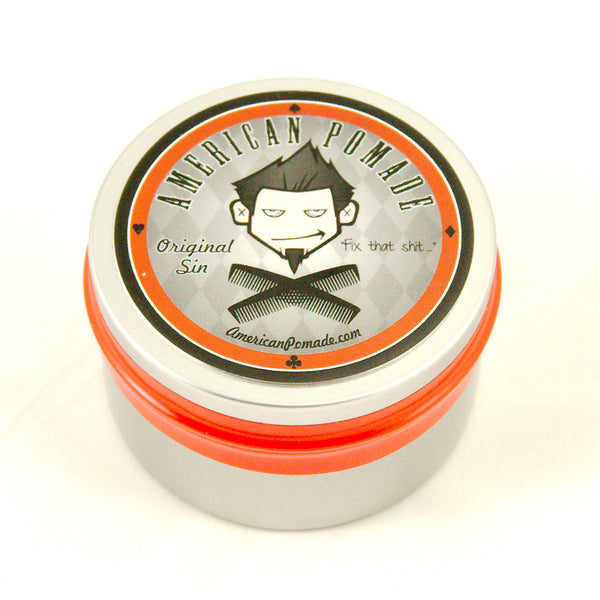 American Original Sin Pomade by American Pomade - Cats Like Us