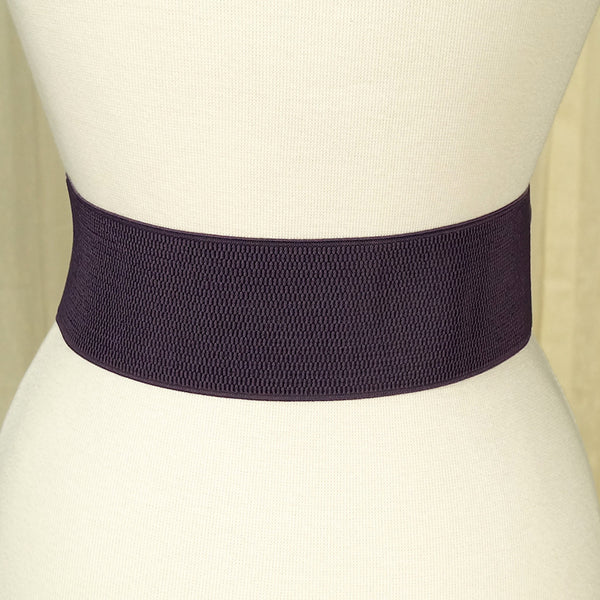 Apple Accessories Purple Cinch Belt for sale at Cats Like Us - 3