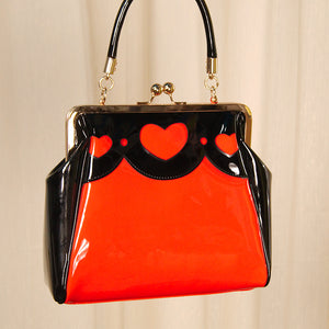 Heartbreaker Hearts Handbag by Banned Apparel Inc : Cats Like Us