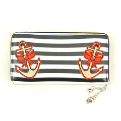 Sleepless Nights Anchor Wallet