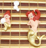 Gold Redhead Mermaid - Cats Like Us
