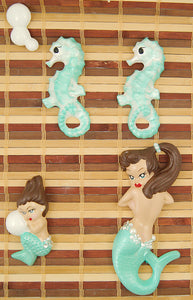 Turq Brown Deluxe Mermaid Set