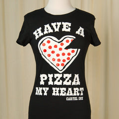 Have a Pizza My Heart T Shirt