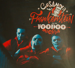 Casanova Frankenstein CD - Cats Like Us