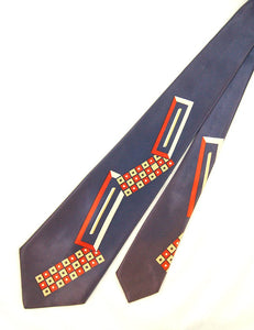 1940s Patriotic Tie - Cats Like Us