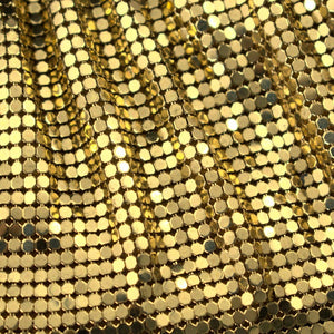 1950s Rhinestone Mesh Handbag - Cats Like Us