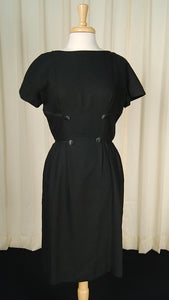 1950s Sexy LBD Wiggle Dress by Cats Like Us - Cats Like Us