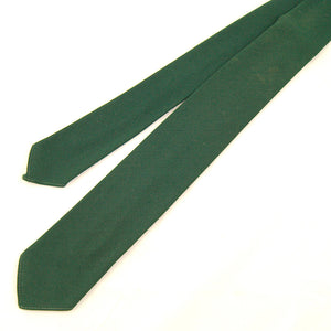 1950s Simple Green Tie