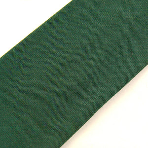 1950s Simple Green Tie by Cats Like Us - Cats Like Us