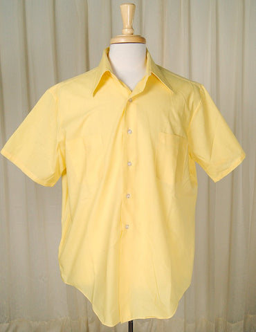 1950s SS Yellow Shirt