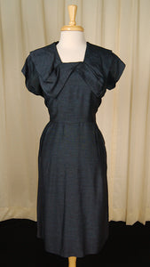 1950s Striped Sailor Dress