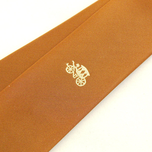 1960s Carriage Skinny Tie by Cats Like Us - Cats Like Us