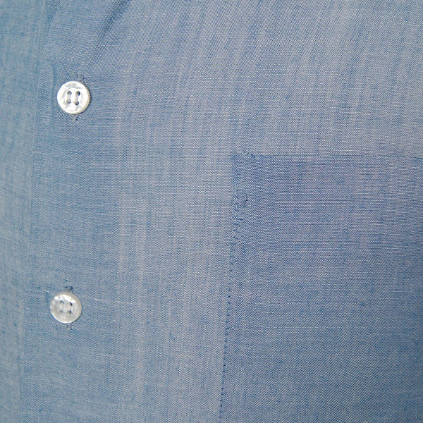 1960s Chambray SS Shirt - Cats Like Us