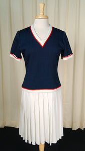 1960s does 1920s Sailor Dress by Cats Like Us - Cats Like Us