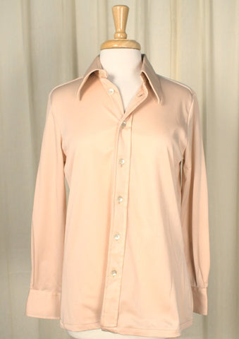 1960s Givenchy Paris Blouse