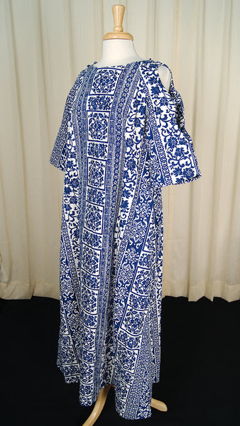 1960s Honolulu Cut Out Dress by Cats Like Us - Cats Like Us