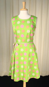1960s Laugh-In Mod Dress