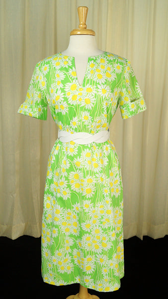 1960s Lilly Daisy Dress by Vintage Collection by Cats Like Us - Cats Like Us