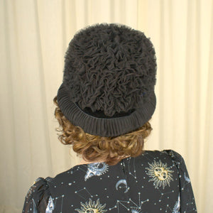 1960s Mesh Swirl Bubble Hat - Cats Like Us