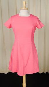 1960s Pink Scooter Dress by Cats Like Us - Cats Like Us