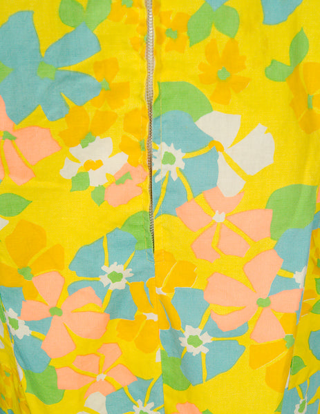 1960s Psychadelic Cover Up by Vintage Collection by Cats Like Us - Cats Like Us