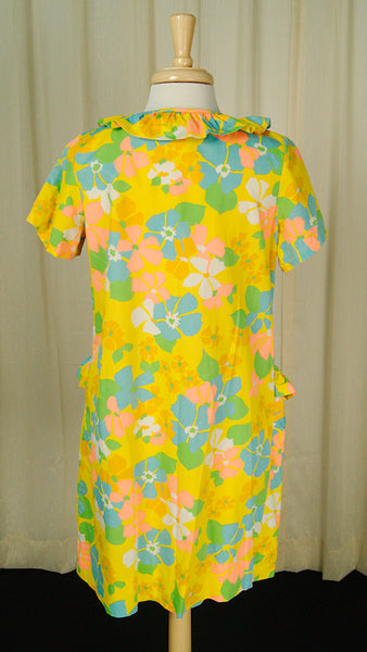 1960s Psychadelic Cover Up by Vintage Collection by Cats Like Us : Cats Like Us