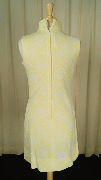 1960s Sunshine Tie Dress by Vintage Collection by Cats Like Us - Cats Like Us