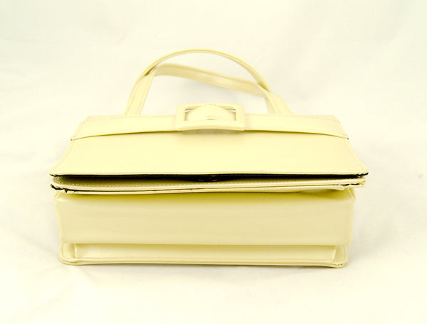 1960s Yellow Pearl Handbag by Cats Like Us - Cats Like Us