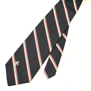 70s does 1940s Navy Stripe Tie