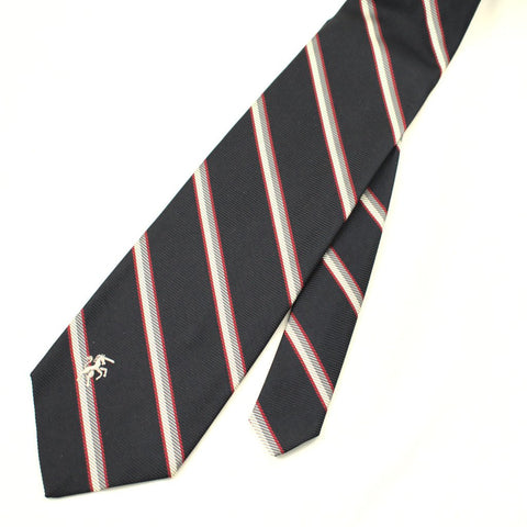 70s does 1940s Navy Stripe Tie - Cats Like Us