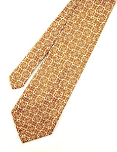 70s does 1940s Tile Tan Tie