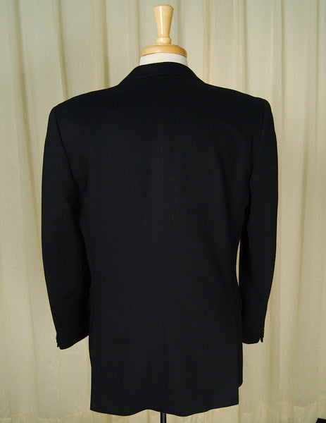 80s does 1950s Cashmere Blazer by Vintage Collection by Cats Like Us : Cats Like Us