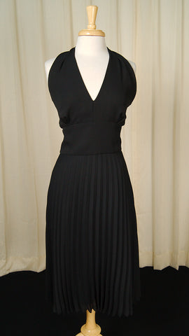 80s does 1950s Marilyn Dress