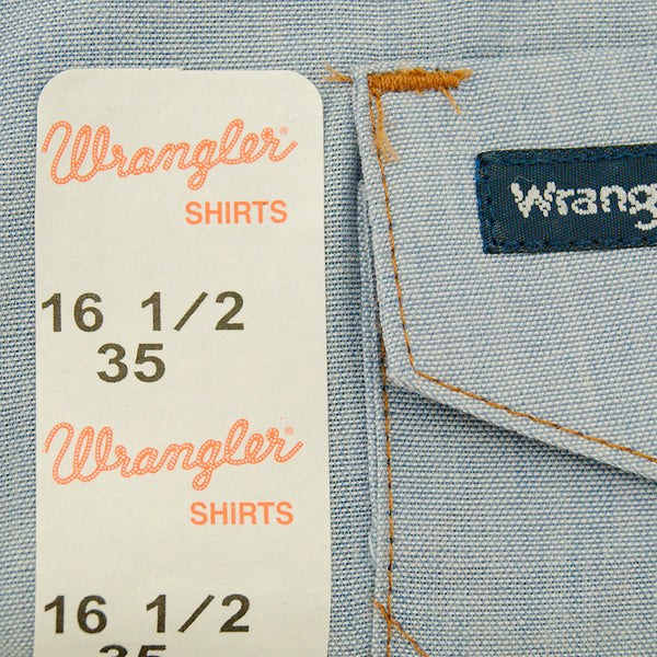 80s does 1950s Wrangler Shirt - Cats Like Us