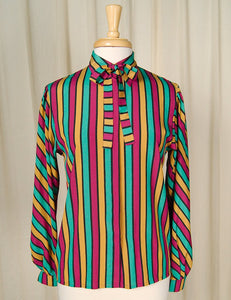 80s does 1960s Mardi Gras Shirt - Cats Like Us